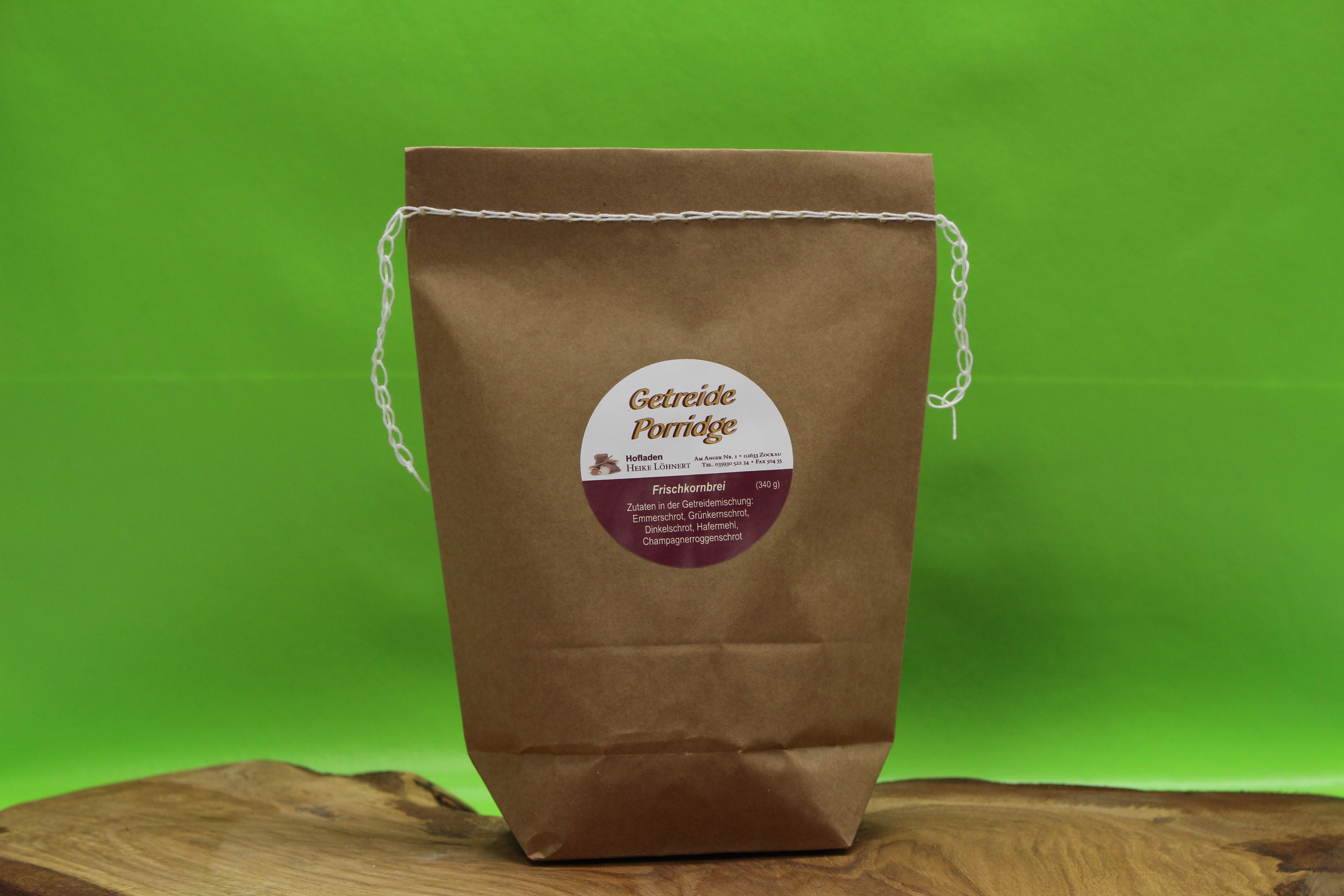 Getreide Porridge